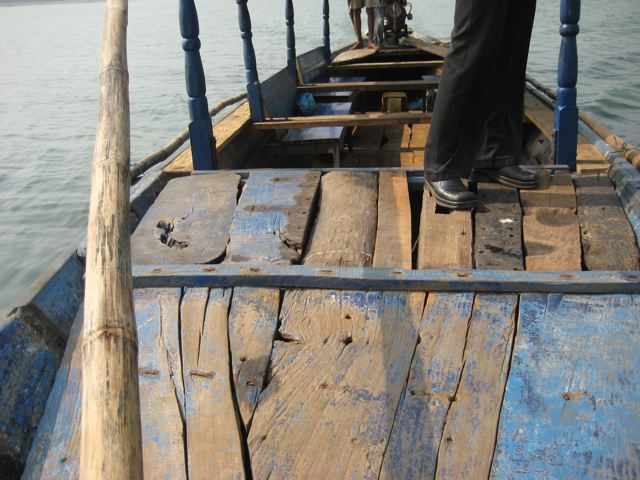 Chilika Lake, Orrisa ; home of the Irrawaddy Dolphin