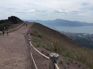 Capri, Sorrento, Mt Vesuvio