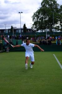 Wimbledon Qualies